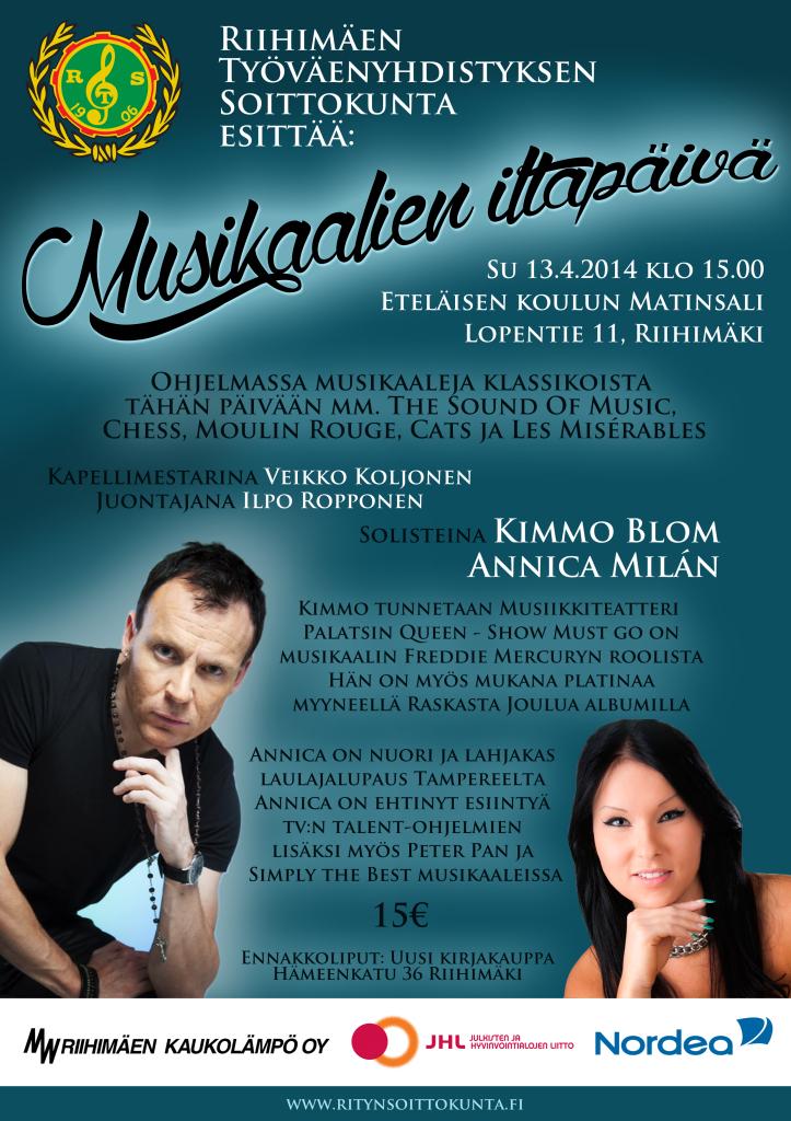 Musikaalikonsertti